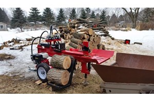 2018 Wolfe Ridge Mfg Compact Commercial  Firewood Splitter
