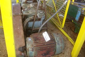 Unknown 30hp, 2 Stage  Air Compressor
