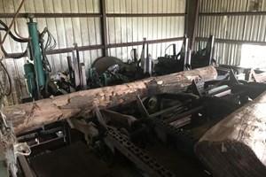 Cleereman Industries  Carriage (Sawmill)