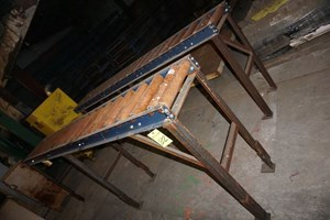 Unknown 10 Ft  Conveyors-Live Roll