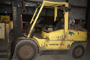 Hyster H120XN  Forklift