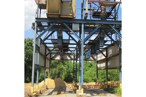Unknown Dual Leveling  Conveyor-Auger