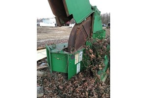 Nicholson 64  Wood Chipper - Stationary