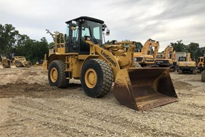 2012 LiuGong CLG835 III  Wheel Loader