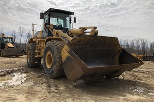 2011 LiuGong CLG877 III  Wheel Loader