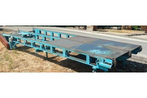 Mellott  Conveyors Decks (Log Lumber)