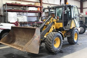 2008 Volvo L20  Wheel Loader