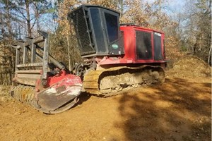 2012 FECON FTX600  Brush Cutter and Land Clearing