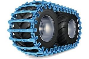 Pewag bBluetrack perfekt  Tire Chains
