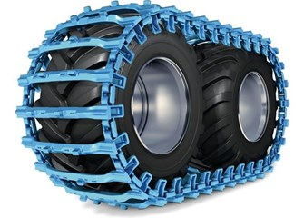 Pewag bBluetrack perfekt Tire Chains