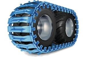 Pewag bluetrack flow  Tire Chains