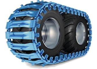 Pewag bluetrack flow Tire Chains