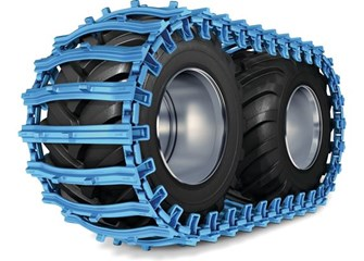 Pewag bluetrack duro Tire Chains