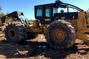2013 Caterpillar 545C  Skidder
