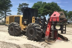 2012 Caterpillar 563C  Feller Buncher