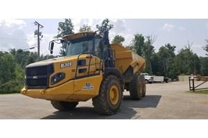 Bell B30E  Articulated Dump Truck