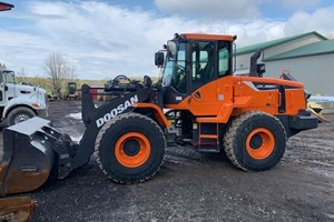 2018 Doosan DL220-5  Wheel Loader