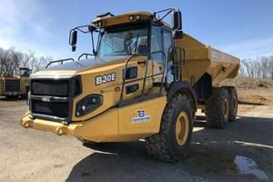 2016 Bell B30E  Articulated Dump Truck