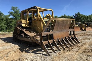2005 Caterpillar D6R DS LGP III  Brush Cutter and Land Clearing