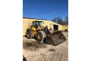 2014 Volvo 110H  Wheel Loader