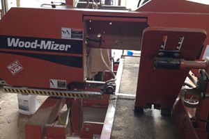 Wood-Mizer HR130  Resaw-Band