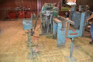 Hanchett 414 RH  Sharpening Equipment