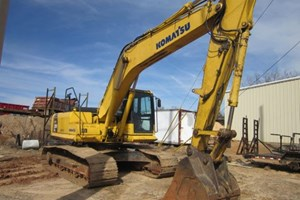 2012 Komatsu PC200 LC-8  Excavator