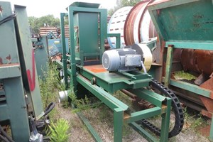 Hutto Single Head  Shavings Mill