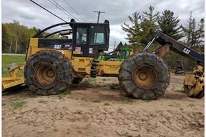 Caterpillar Skidder For Sale | Lumbermenonline com