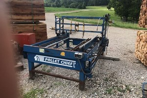 Pallet Chief II  Pallet Nailer and Assembly Systems