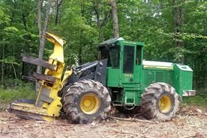 Feller Buncher For Sale | Lumbermenonline com