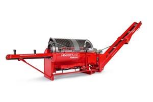 Hakki Pilke Falcon 35  Firewood Processor