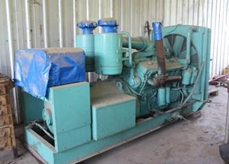 Detroit Diesel GenSet