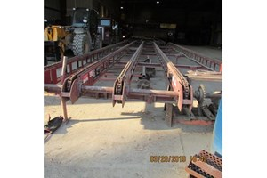 Mellott 40ft 5 Strand  Conveyors Board Dealing