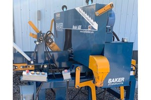 2012 Baker ABX  Resaw-Band