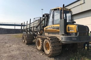 2013 Ponsse Buffalo  Forwarder