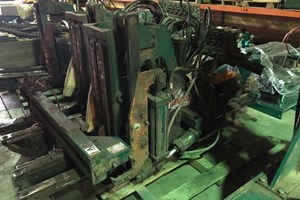 2001 McDonough 42inch 3 Knee Carriage  Carriage (Sawmill)