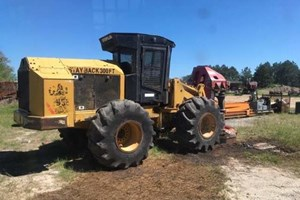 2008 Caterpillar 553  Feller Buncher