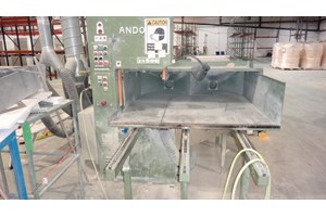 2002 Ando TA 500LM-12  Resaw-Band