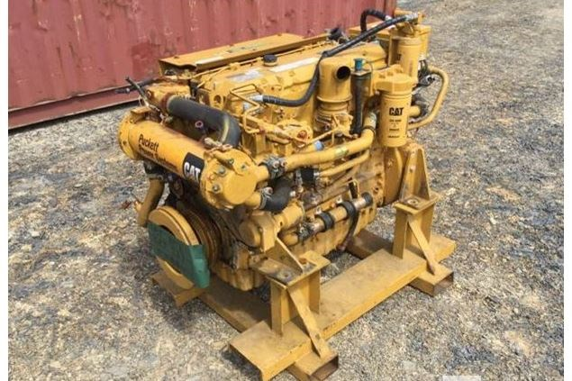 Caterpillar 3126 Engines Power Units For Sale
