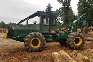 Franklin C7  Skidder