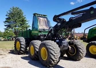 John Deere 1470D Harvesters and Processors