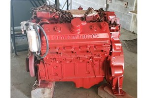 Detroit Diesel 8V-92  Power Units-Engines
