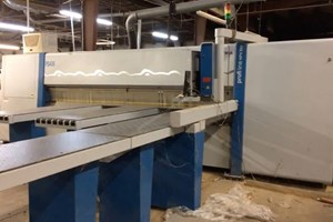 2006 A and S Machinery Profiline  Panel Saw