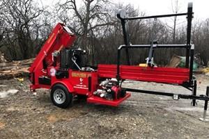 2018 Wood-Beaver SC18  Firewood Processor