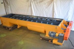 Unknown shaftless screw auger  Conveyor-Auger