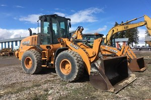 2012 Case 621F  Wheel Loader