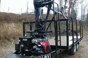 VALBY DOT Custom  Trailer-Log