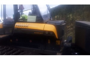 2017 Ponsse Ergo  Harvesters and Processors