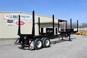 2020 Pitts LT40-8L  Trailer-Log